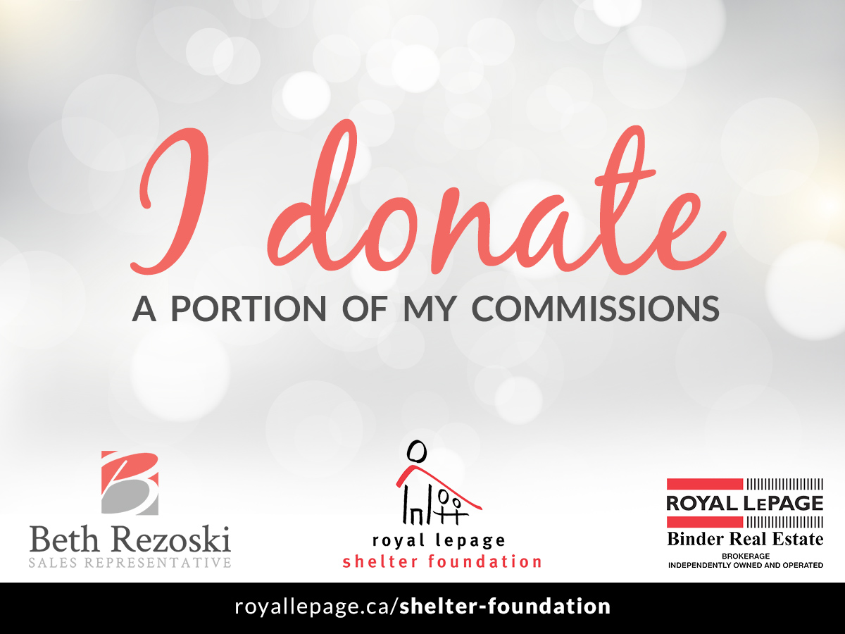 Royal LePage Shelter Foundation | Why We Help